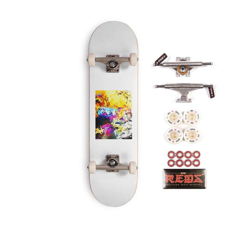 Salamander Smile Accessories Complete - Pro Skateboard by jackievano's Artist Shop