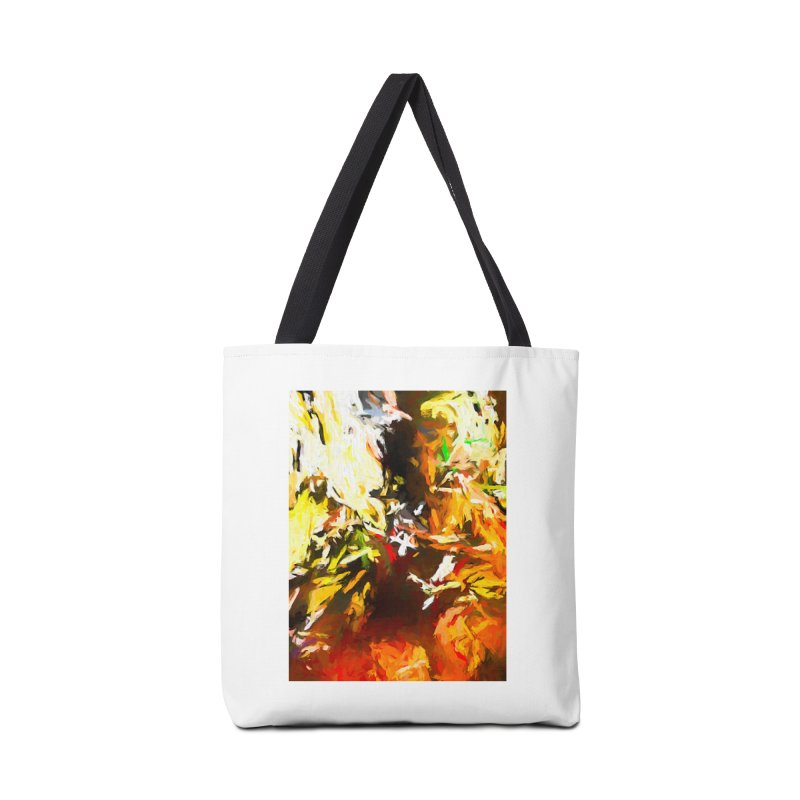 Sad Avalanche Accessories Tote Bag Bag by jackievano's Artist Shop