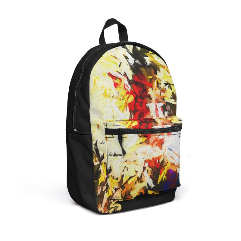 Star Man Accessories Backpack Bag by jackievano's Artist Shop