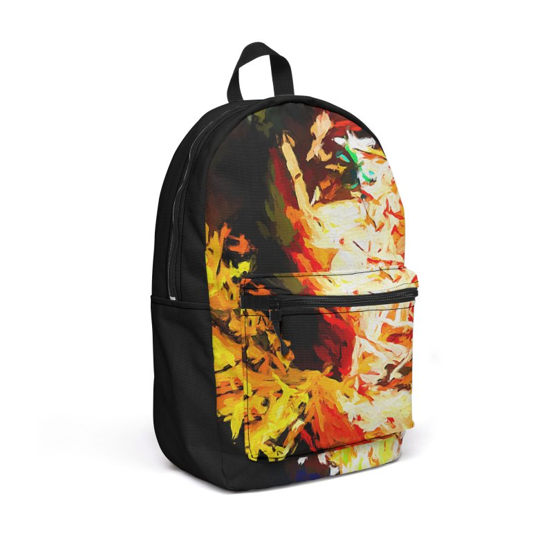 Totem Soul Accessories Backpack Bag by jackievano's Artist Shop