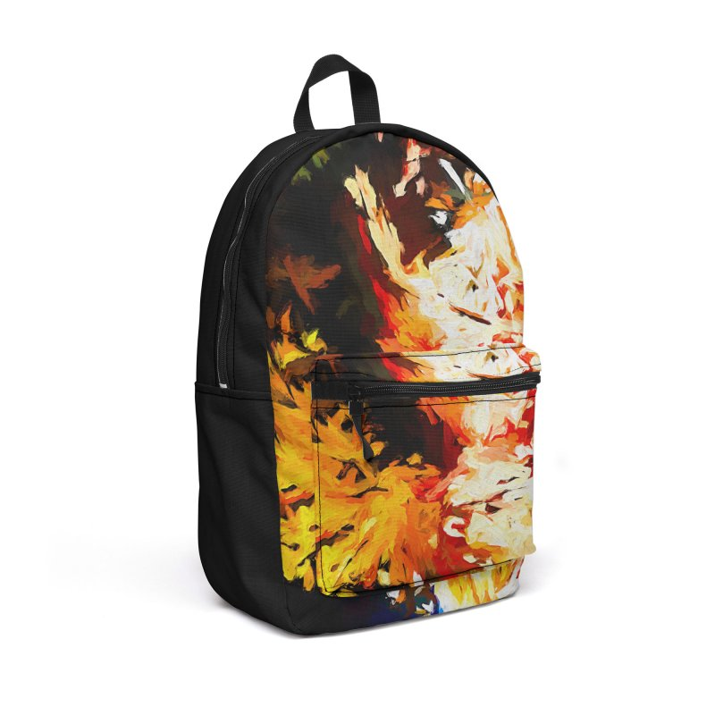 Phantom Soul Accessories Backpack Bag by jackievano's Artist Shop