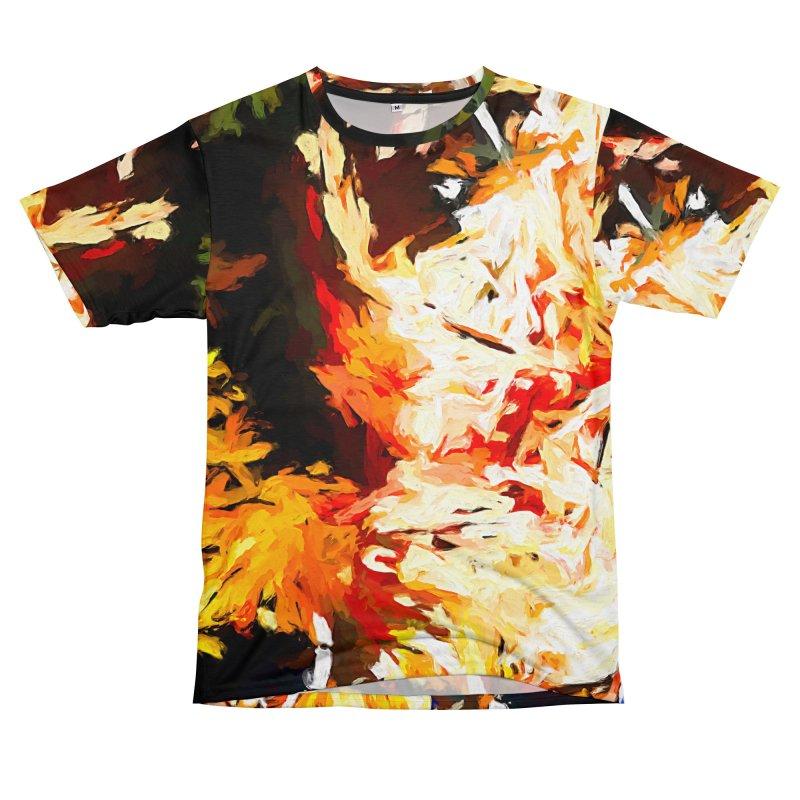 Phantom Soul Men's T-Shirt Cut & Sew by jackievano's Artist Shop