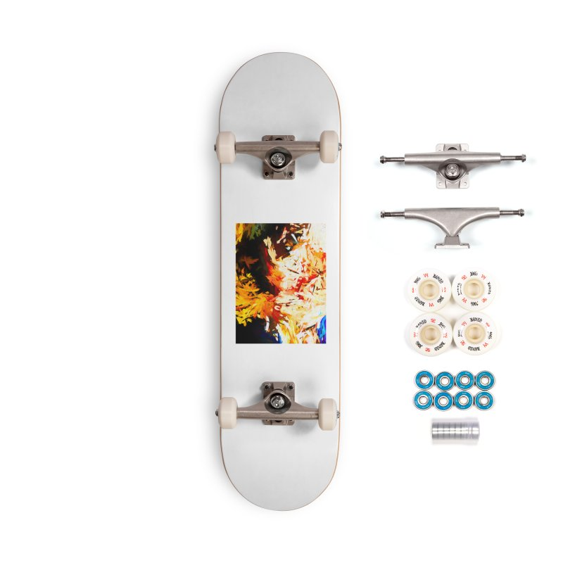 Phantom Soul Accessories Complete - Premium Skateboard by jackievano's Artist Shop