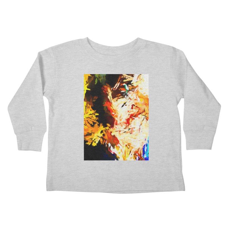 Bull Soul Kids Toddler Longsleeve T-Shirt by jackievano's Artist Shop