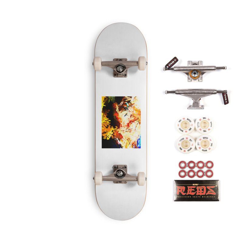 Bull Soul Accessories Complete - Pro Skateboard by jackievano's Artist Shop