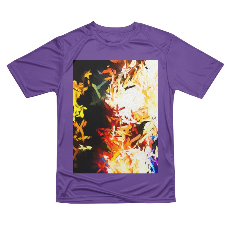 Phantom Mask Men's Performance T-Shirt by jackievano's Artist Shop