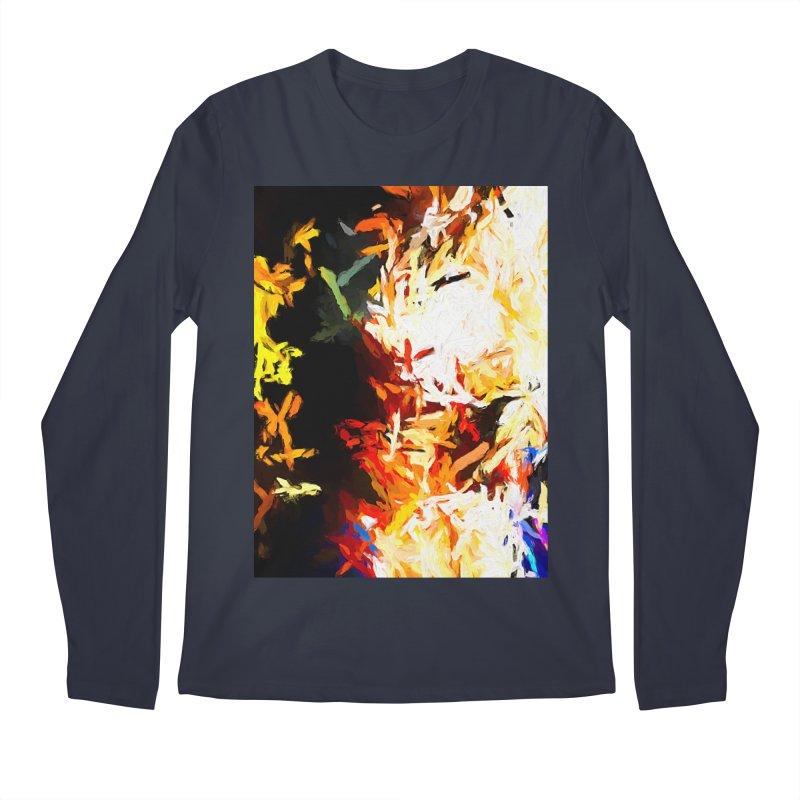 Phantom Mask Men's Regular Longsleeve T-Shirt by jackievano's Artist Shop