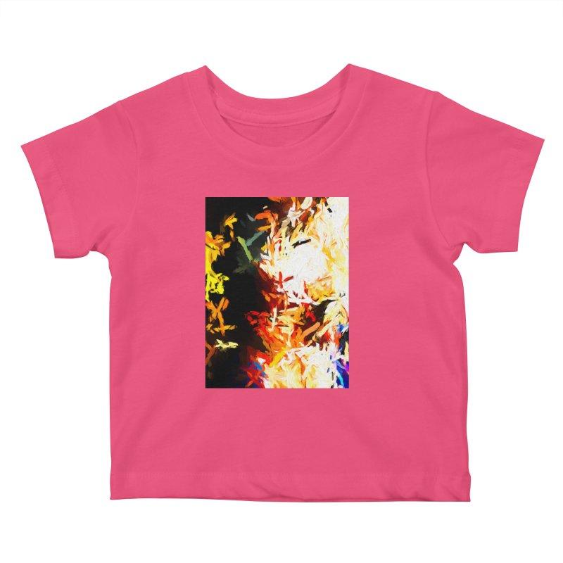 Phantom Mask Kids Baby T-Shirt by jackievano's Artist Shop