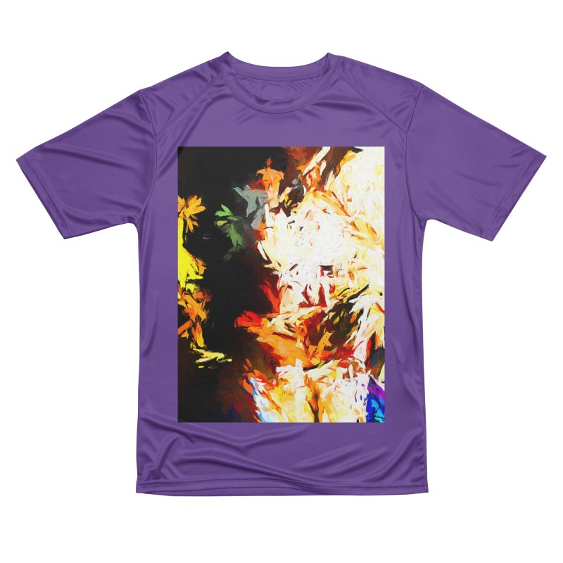 Totem Bird Soul Men's Performance T-Shirt by jackievano's Artist Shop