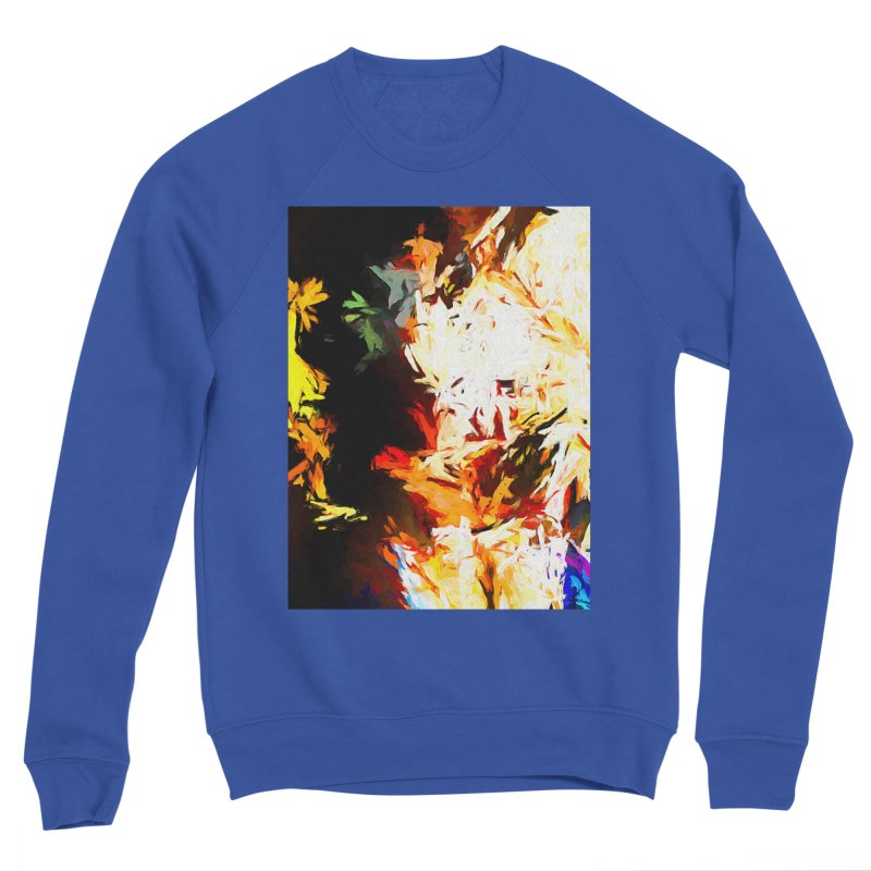 Totem Bird Soul Men's Sponge Fleece Sweatshirt by jackievano's Artist Shop
