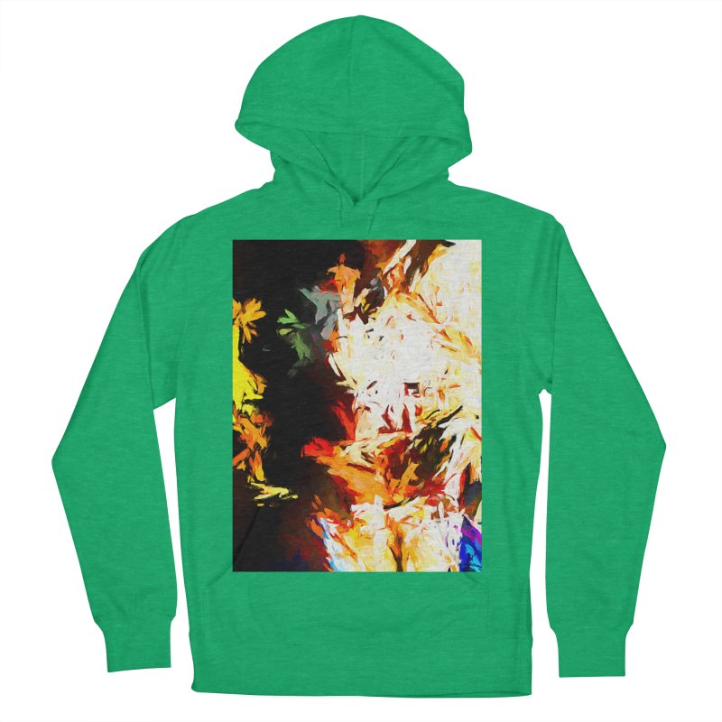 Totem Bird Soul Women's French Terry Pullover Hoody by jackievano's Artist Shop