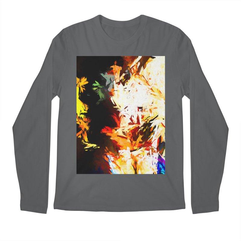 Totem Bird Soul Men's Regular Longsleeve T-Shirt by jackievano's Artist Shop