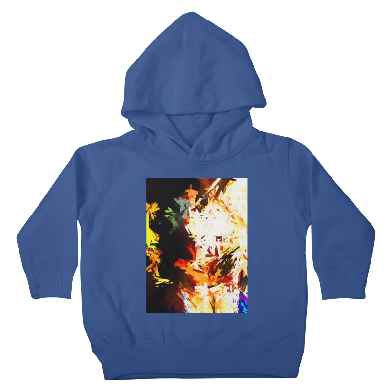 Totem Bird Soul Kids Toddler Pullover Hoody by jackievano's Artist Shop