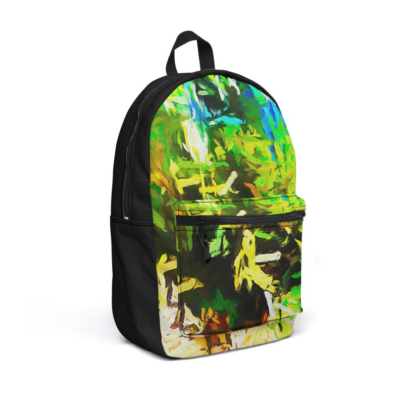 Rain and Tears Accessories Backpack Bag by jackievano's Artist Shop
