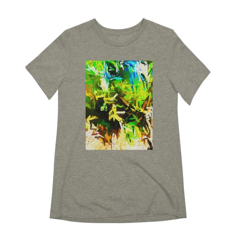 Rain and Tears Women's Extra Soft T-Shirt by jackievano's Artist Shop