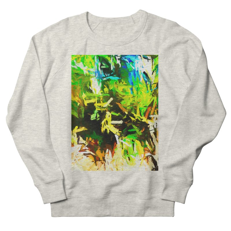 Rain and Tears Women's French Terry Sweatshirt by jackievano's Artist Shop