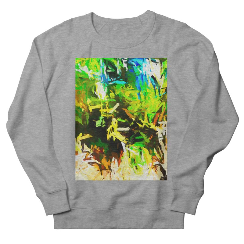 Rain and Tears Men's French Terry Sweatshirt by jackievano's Artist Shop