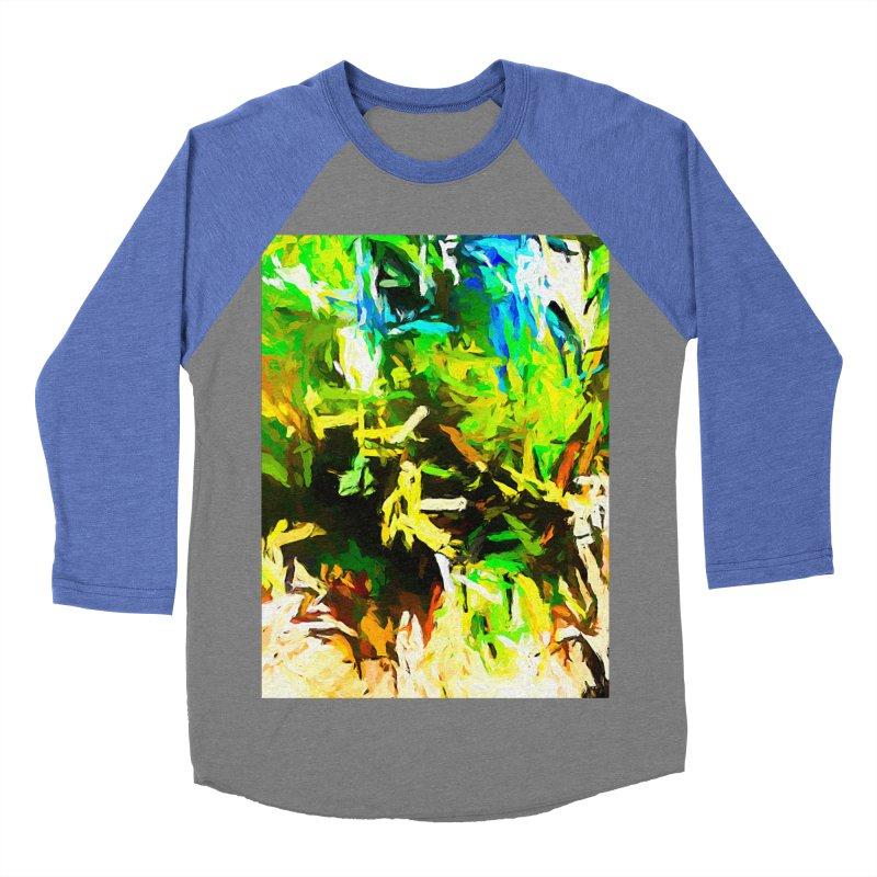 Rain and Tears Women's Baseball Triblend Longsleeve T-Shirt by jackievano's Artist Shop