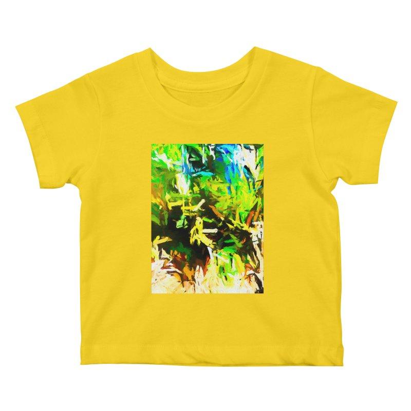Rain and Tears Kids Baby T-Shirt by jackievano's Artist Shop