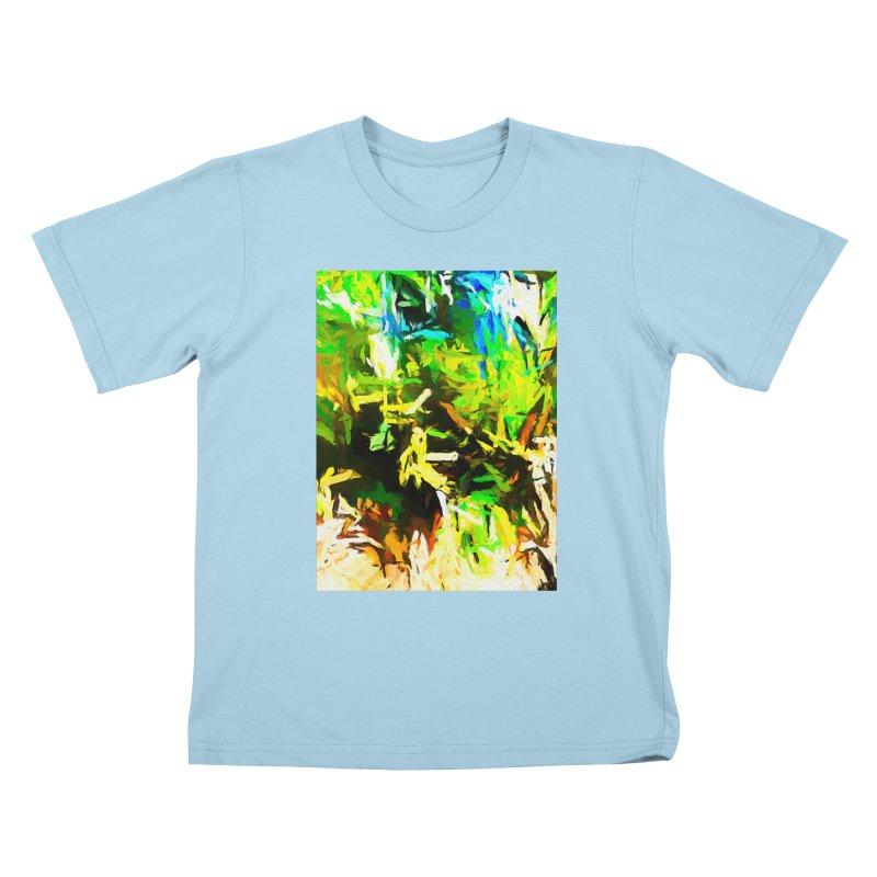 Rain and Tears Kids T-Shirt by jackievano's Artist Shop