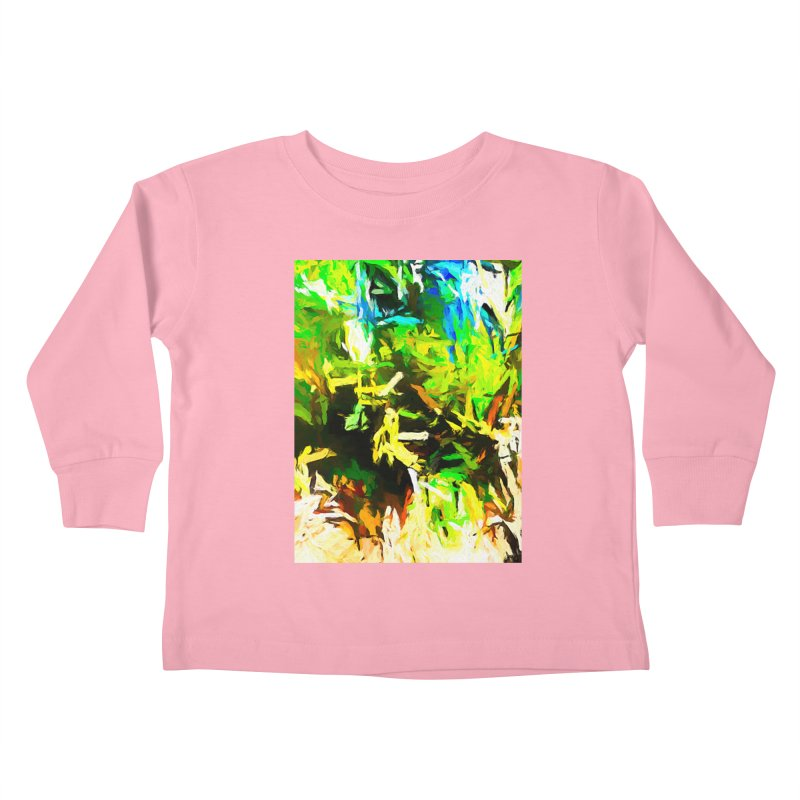 Rain and Tears Kids Toddler Longsleeve T-Shirt by jackievano's Artist Shop