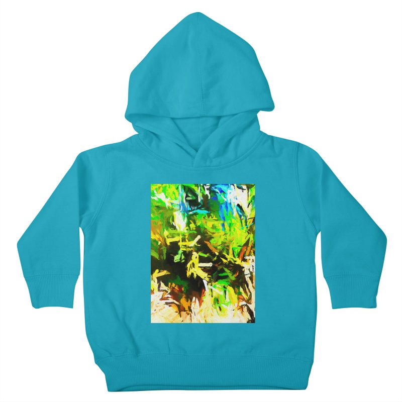 Rain and Tears Kids Toddler Pullover Hoody by jackievano's Artist Shop