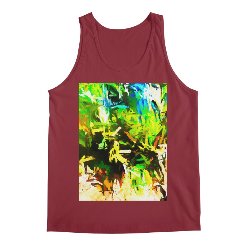 Rain and Tears Men's Regular Tank by jackievano's Artist Shop