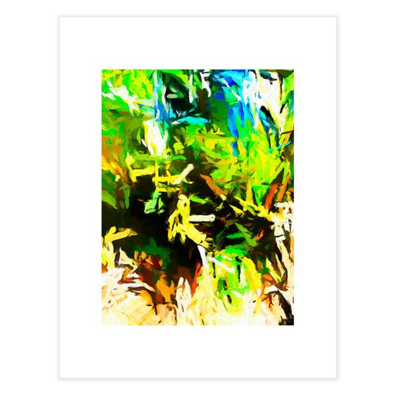 Rain and Tears Home Fine Art Print by jackievano's Artist Shop