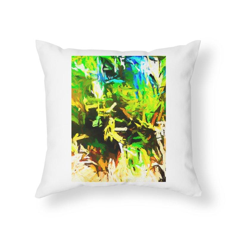 Rain and Tears Home Throw Pillow by jackievano's Artist Shop