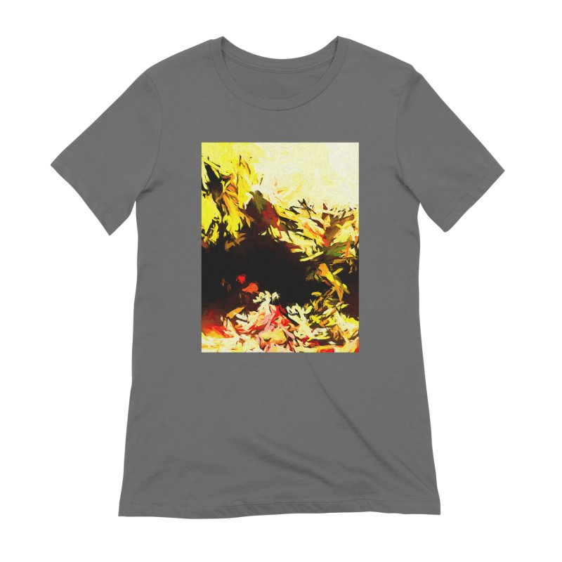 Weeping Woman by the Water Women's Extra Soft T-Shirt by jackievano's Artist Shop