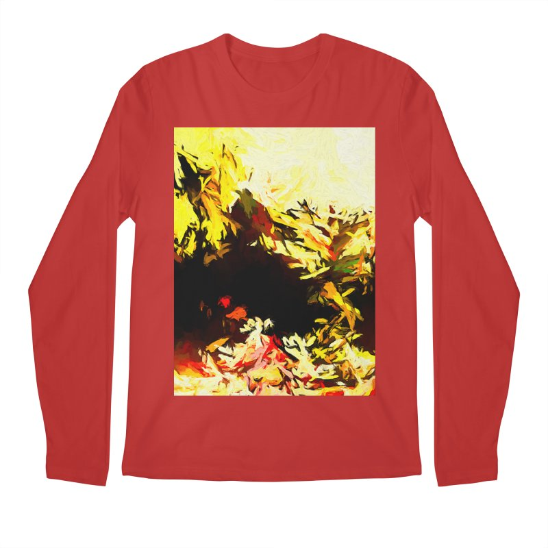 Weeping Woman by the Water Men's Regular Longsleeve T-Shirt by jackievano's Artist Shop