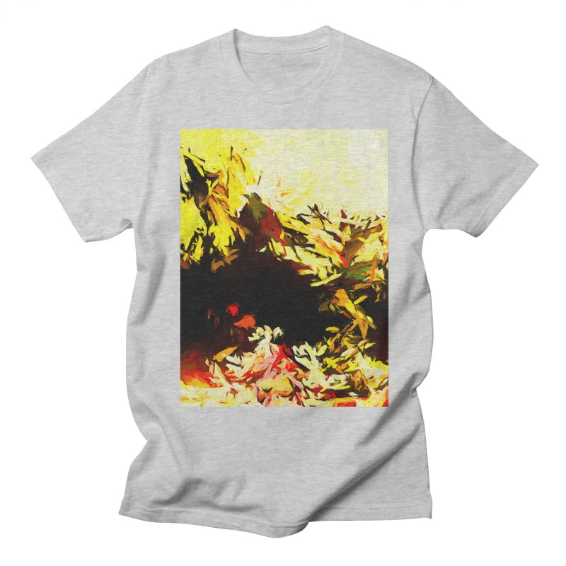 Weeping Woman by the Water Men's Regular T-Shirt by jackievano's Artist Shop