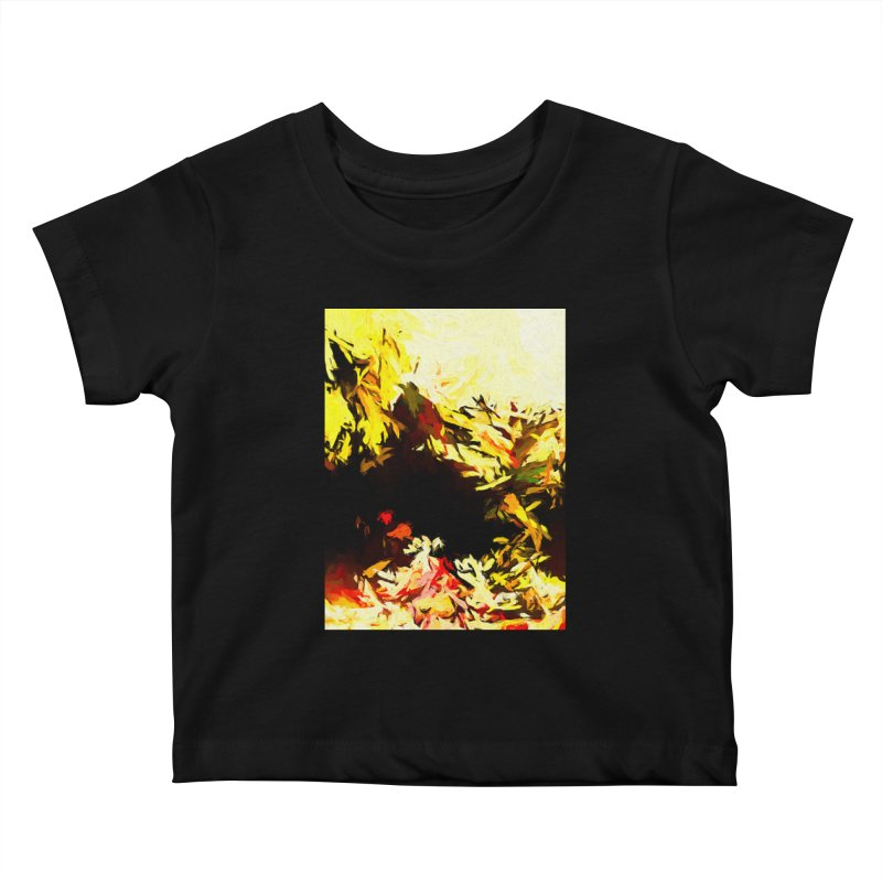 Weeping Woman by the Water Kids Baby T-Shirt by jackievano's Artist Shop