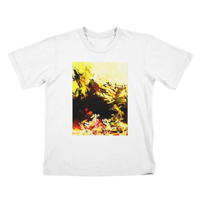 Weeping Woman by the Water Kids T-Shirt by jackievano's Artist Shop