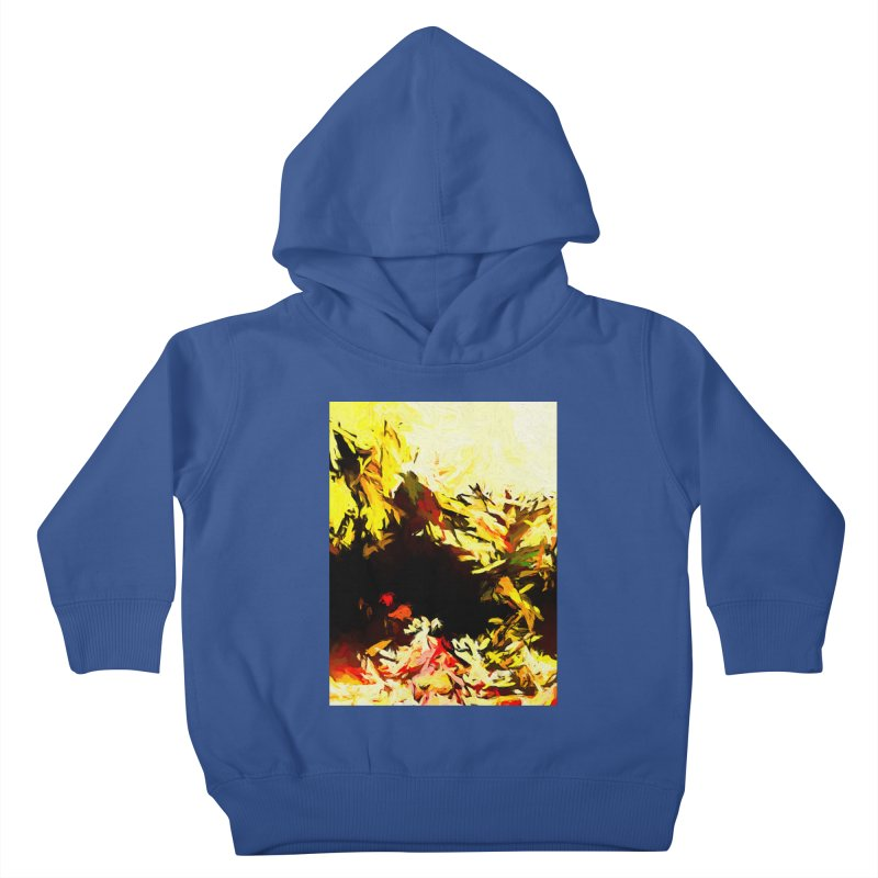 Weeping Woman by the Water Kids Toddler Pullover Hoody by jackievano's Artist Shop