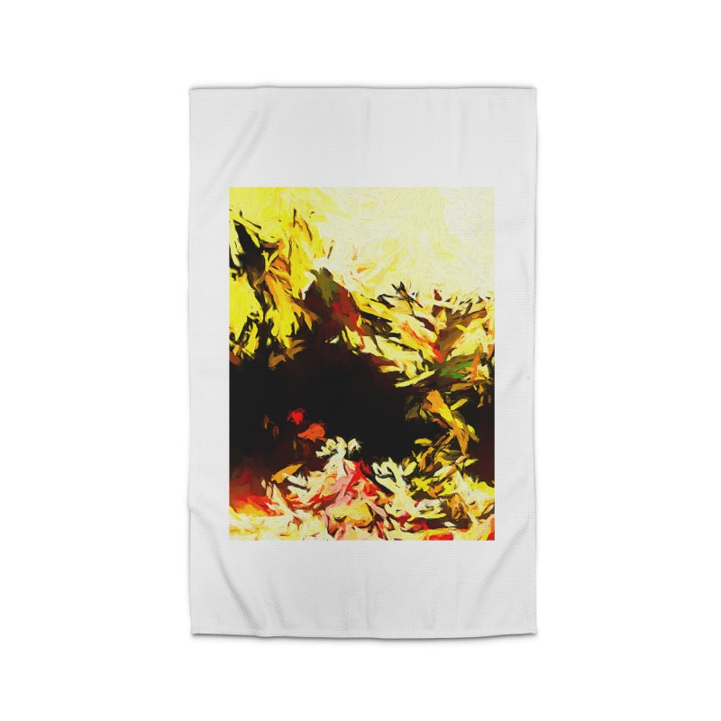 Weeping Woman by the Water Home Rug by jackievano's Artist Shop
