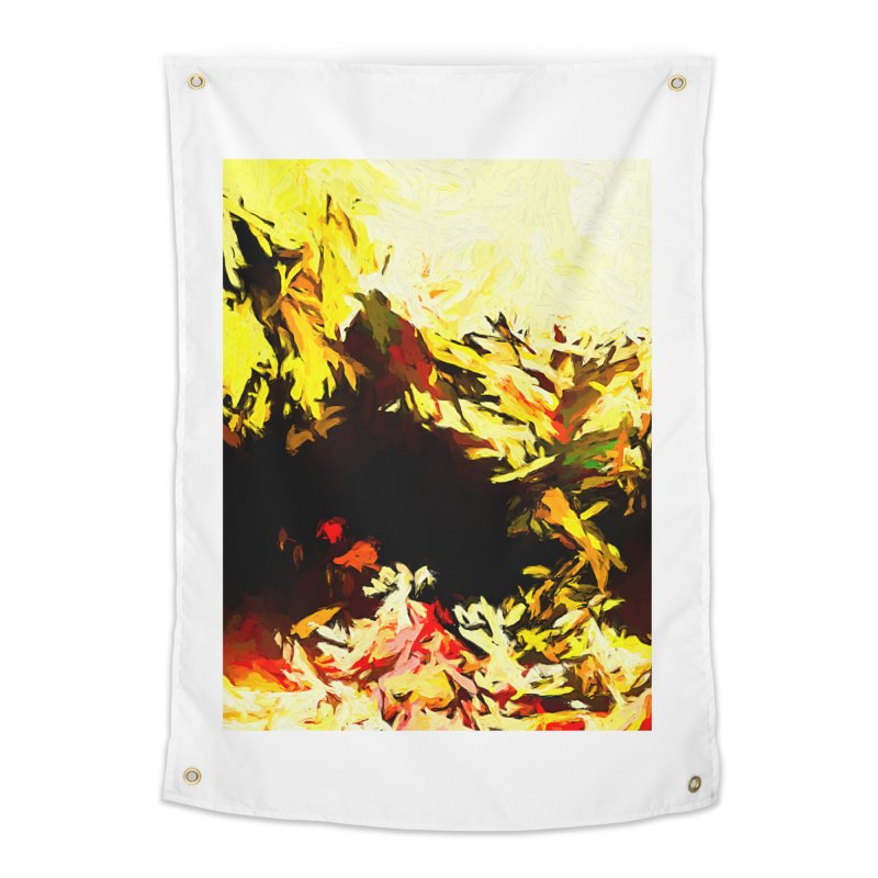 Weeping Woman by the Water Home Tapestry by jackievano's Artist Shop