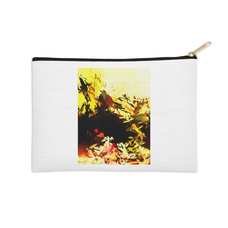 Weeping Woman by the Water Accessories Zip Pouch by jackievano's Artist Shop