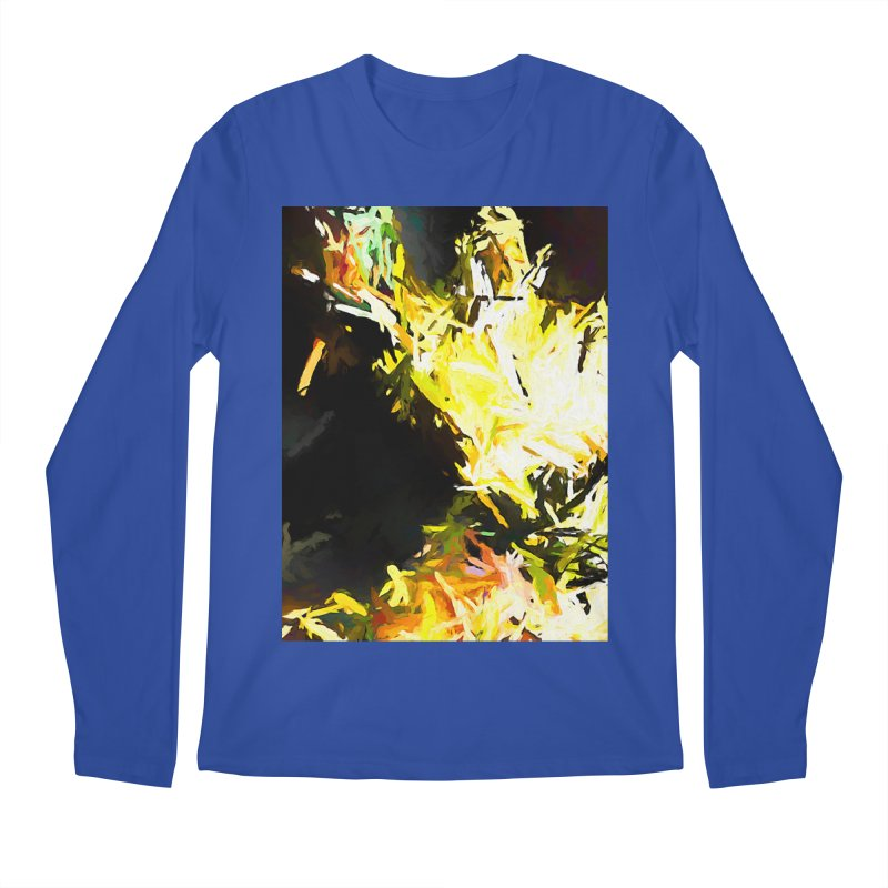 Phantom Scream JVO2019 Men's Regular Longsleeve T-Shirt by jackievano's Artist Shop