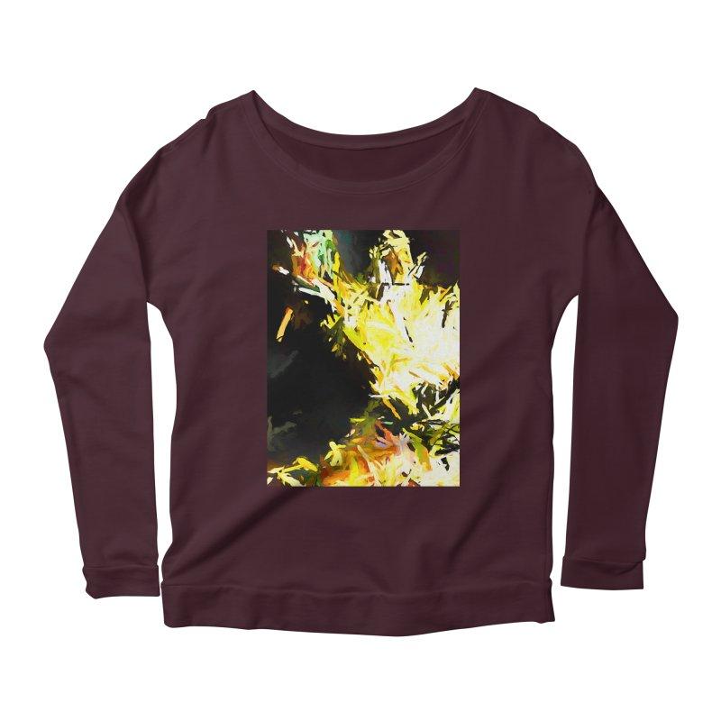 Phantom Scream JVO2019 Women's Scoop Neck Longsleeve T-Shirt by jackievano's Artist Shop