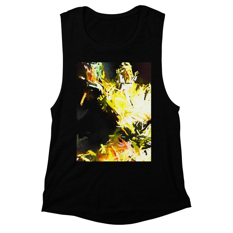 Phantom Scream JVO2019 Women's Muscle Tank by jackievano's Artist Shop