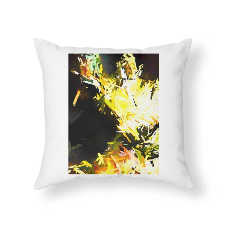 Phantom Scream JVO2019 Home Throw Pillow by jackievano's Artist Shop