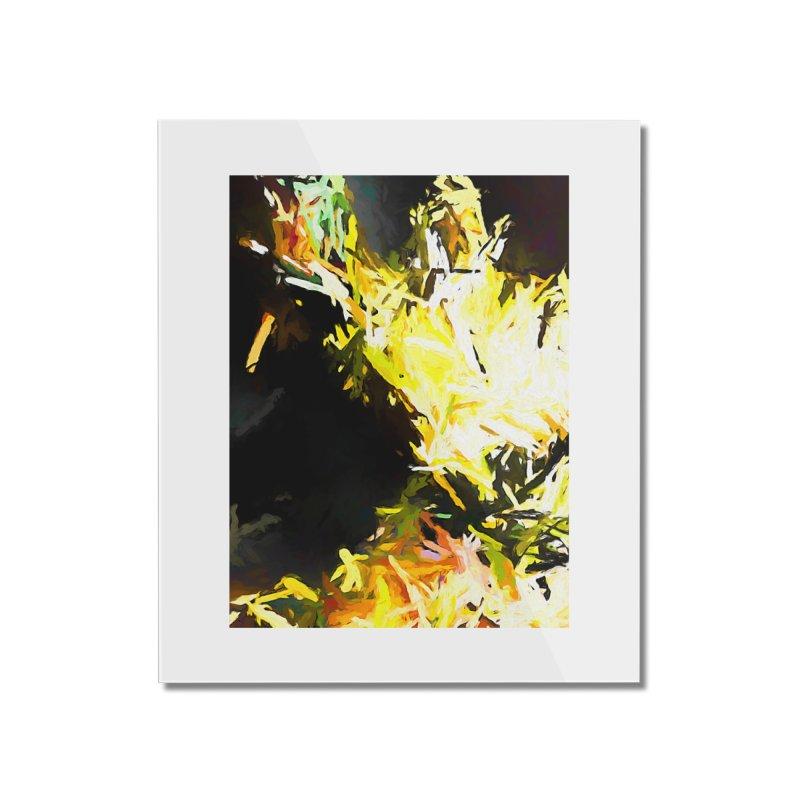 Phantom Scream JVO2019 Home Mounted Acrylic Print by jackievano's Artist Shop