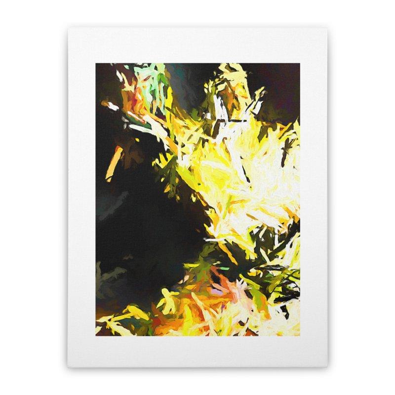 Phantom Scream JVO2019 Home Stretched Canvas by jackievano's Artist Shop