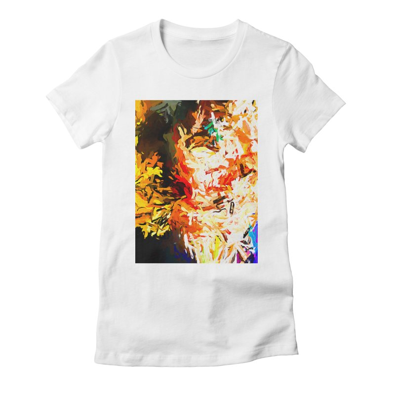 Totem Soul JVO2019 Women's Fitted T-Shirt by jackievano's Artist Shop