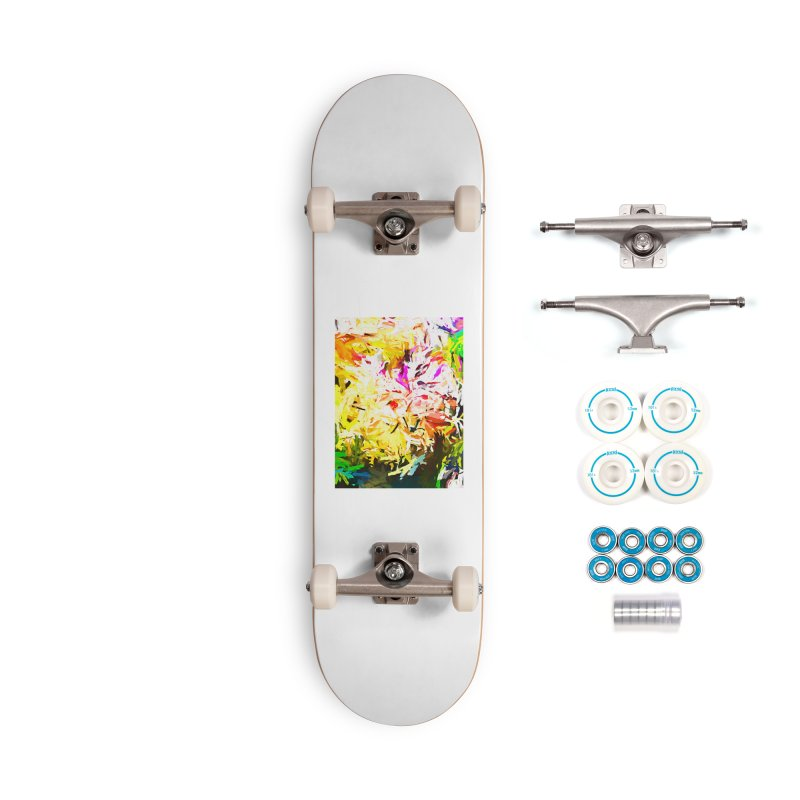 Obscurity and the Elusive Hunt for Fame JVO2019 Accessories Complete - Basic Skateboard by jackievano's Artist Shop