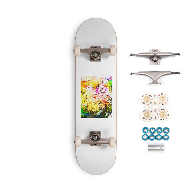 Obscurity and the Elusive Hunt for Fame JVO2019 Accessories Complete - Premium Skateboard by jackievano's Artist Shop
