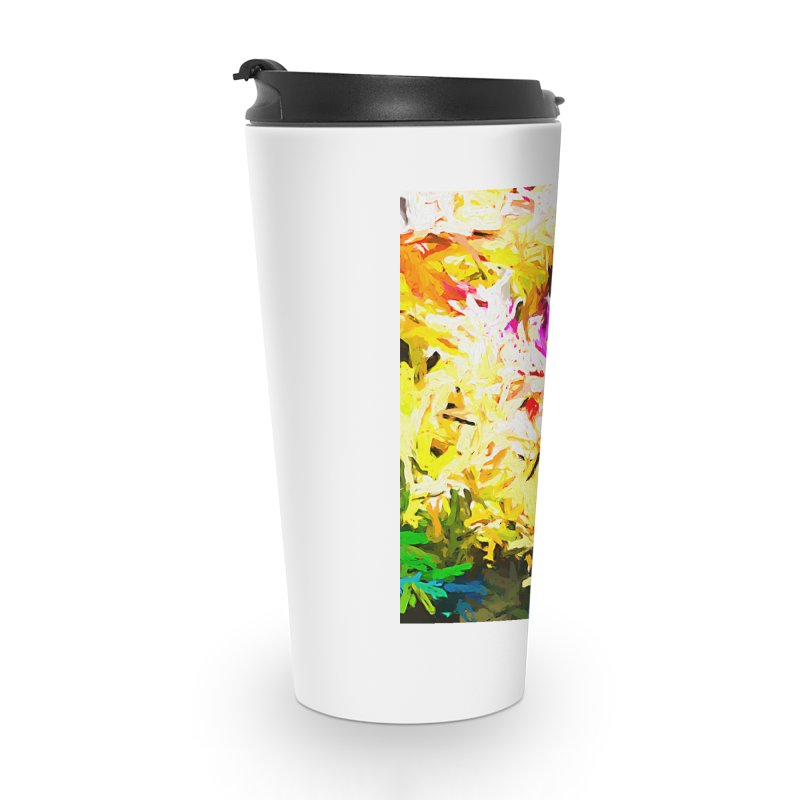 Obscurity and the Elusive Hunt for Fame JVO2019 Accessories Travel Mug by jackievano's Artist Shop