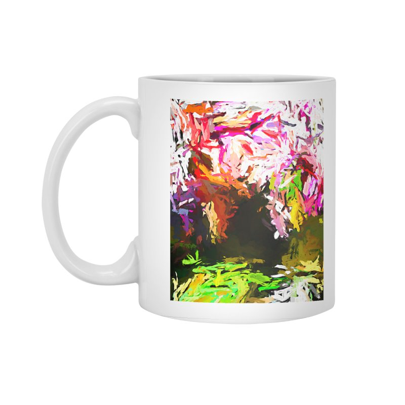 Red Eye and the Red Triangle JVO2019 Accessories Standard Mug by jackievano's Artist Shop
