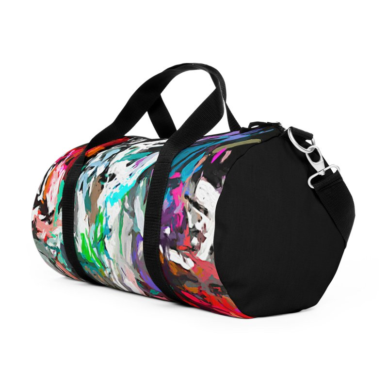 Turmoil and Torment of the Heartless Heatwave 3 JVO2019 Accessories Duffel Bag Bag by jackievano's Artist Shop